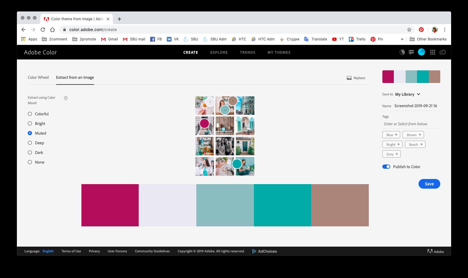 Как бесплатно оформить обложки актуальных сторис в Инстаграм | Блог Варвары Лялягиной StartBlogUp.com